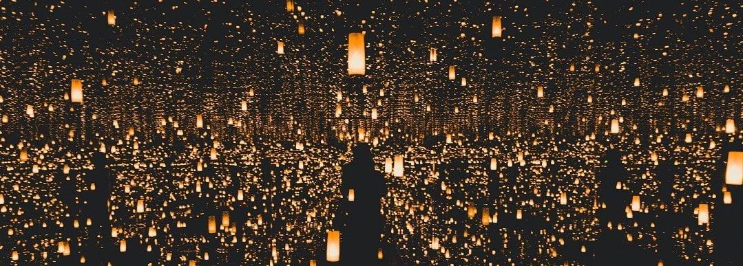 Lanterns, Thailand