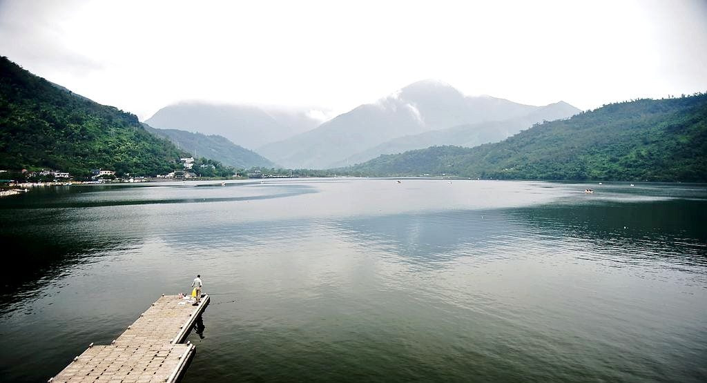 Liyu Lake, what to do in Hualien blog