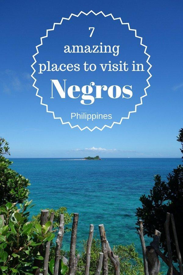 Negros' best tourist spots, Philippines