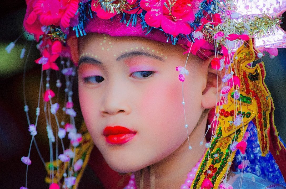 Traditional costume, Thailand