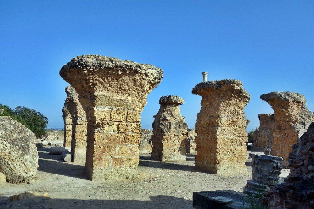 Carthage ruins, Tunisia