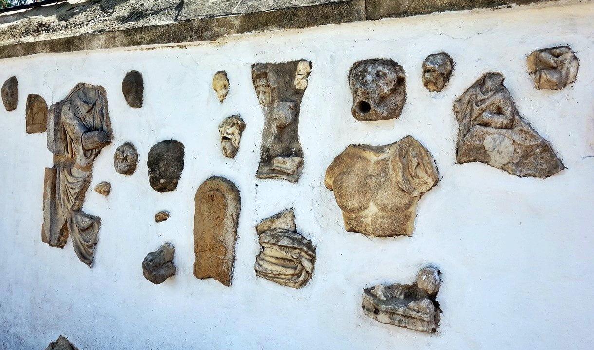Carthage Byrsa Museum, Carthage, Tunisia