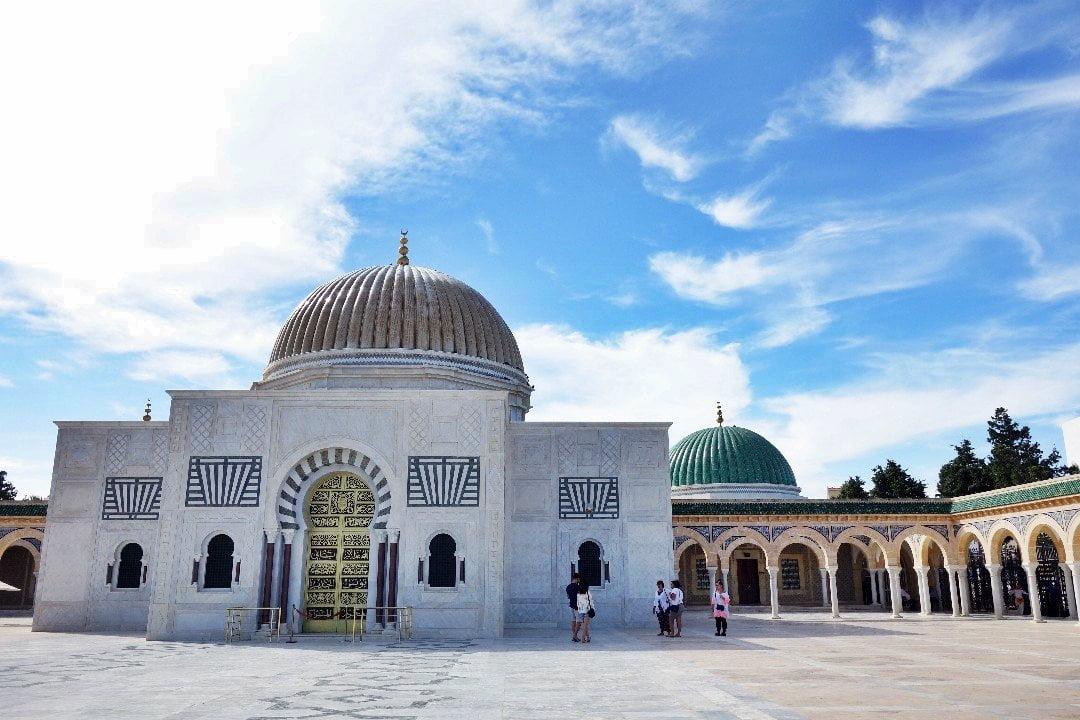 Bourguiba mausoleum, Medina Monastir, Tunisia 4