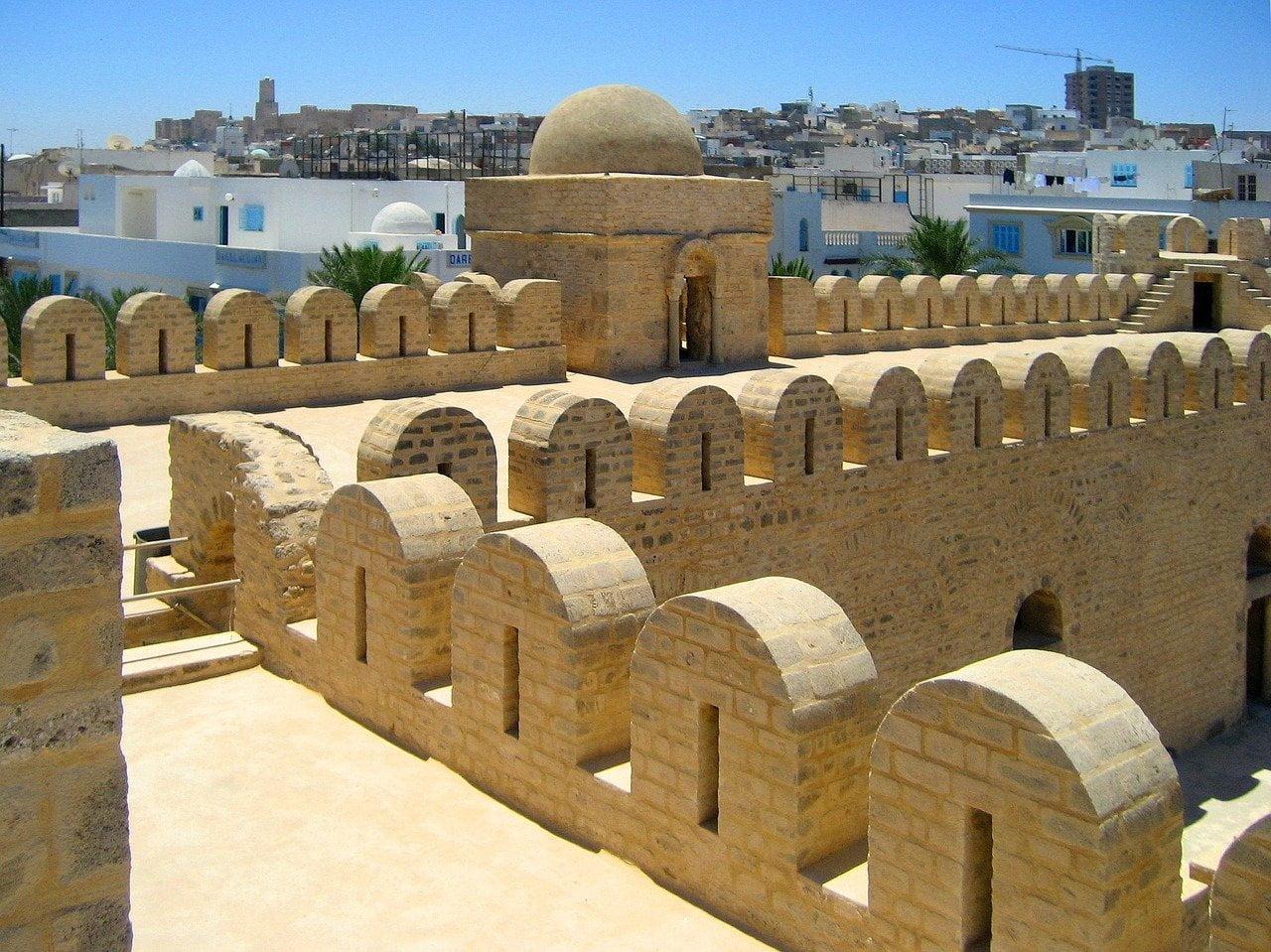 ribat sousse, Tunisia