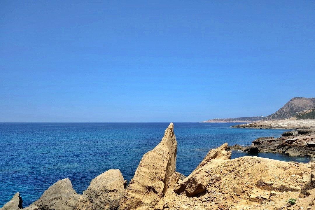 Cap Bon, Punic Cave, El Haouria, Tunisia