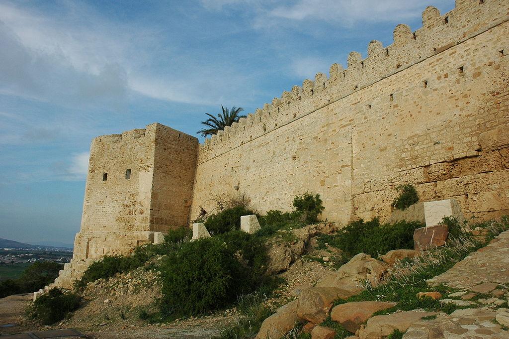 Kelibia fort, Cap Bon, Tunisia