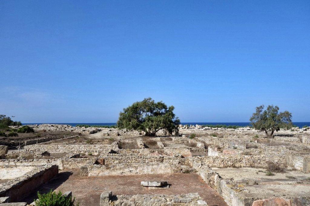 Kerkouane, Cap Bon, Tunisia