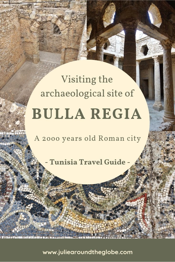 Bulla Regia and Chemtou, Tunisia