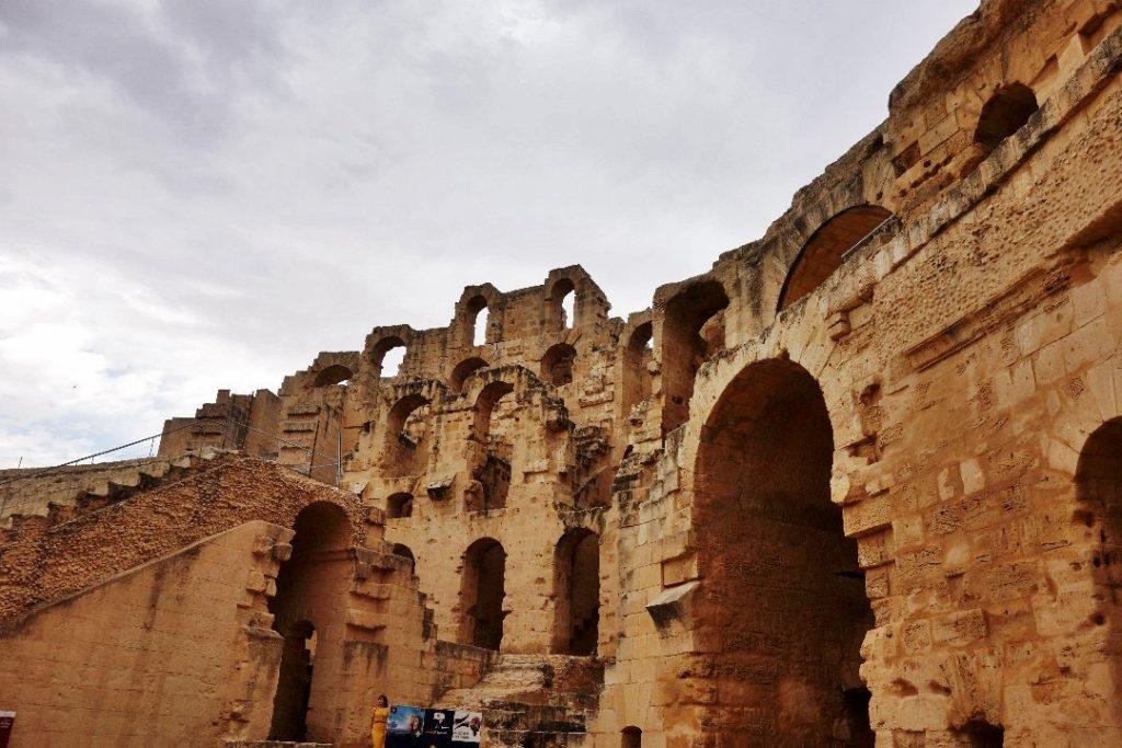 El Jem Museum, amphitheatre, Tunisia