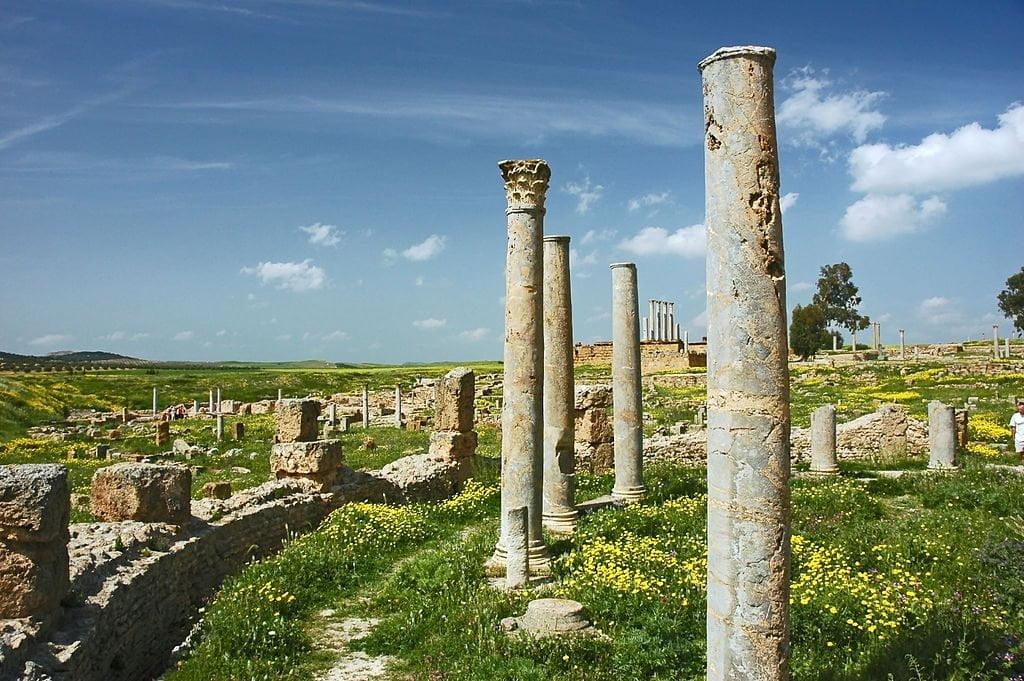 Thuburgo Majus, Roman ruins in Tunisia