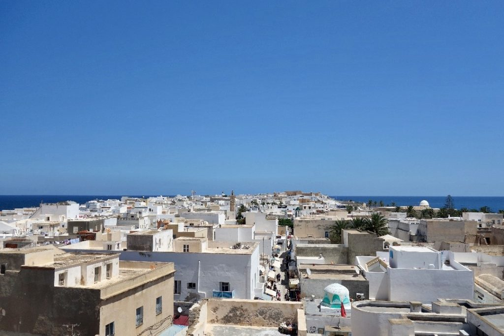 Mahdia Medina Tunisia