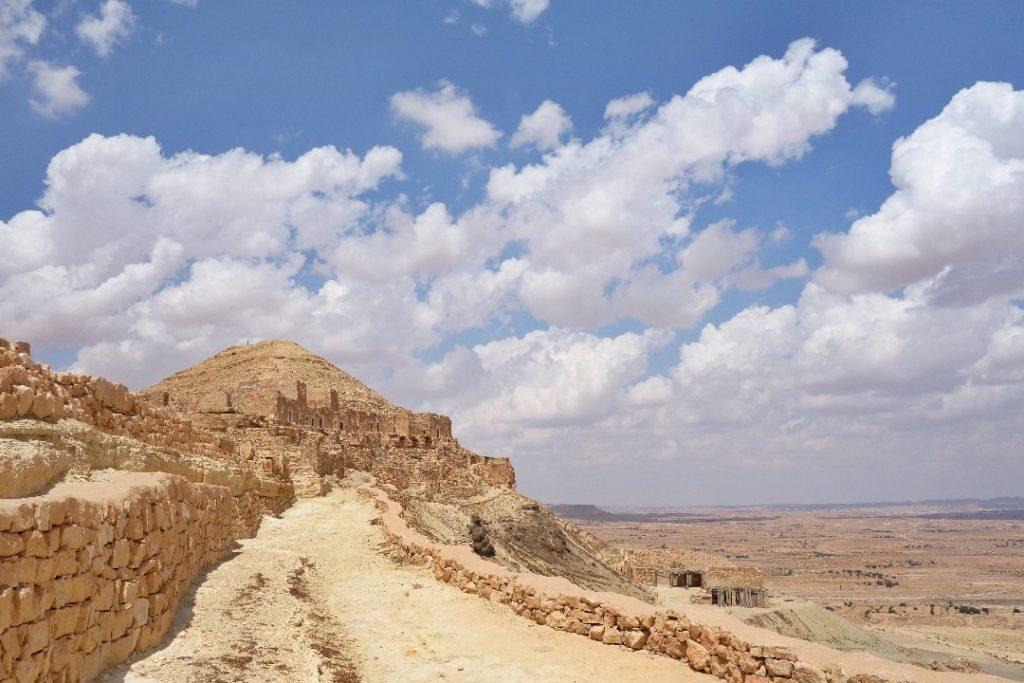 Guermessa, troglodyte village, Tunisia