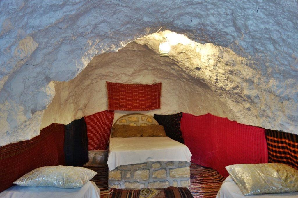 Troglodyte house, Toujane, Tunisia