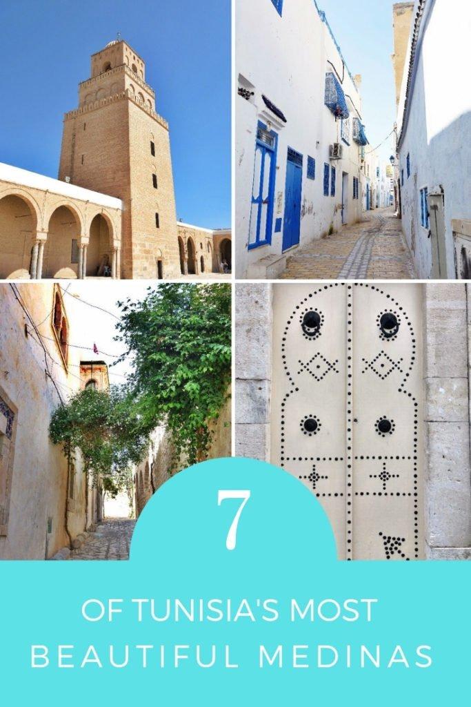 Medinas in Tunisia