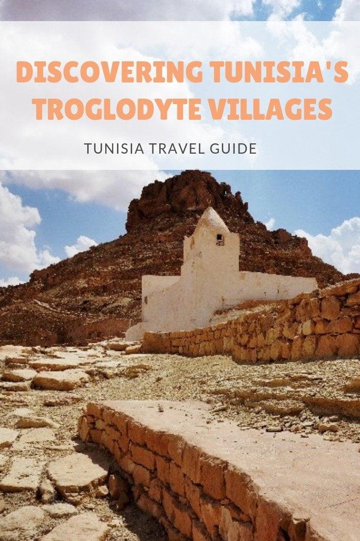 Tunisia's troglodyte villages