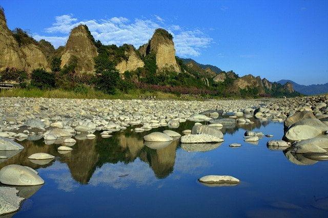 Eighteen Arhats Mountain Scenic Area, Kaohsiung day trip