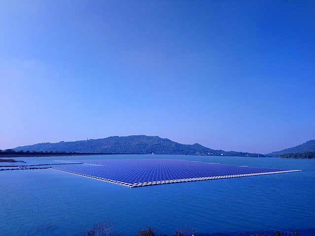 Agongdian Reservoir, kaohsiung