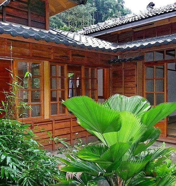 Antong hot springs, taiwan
