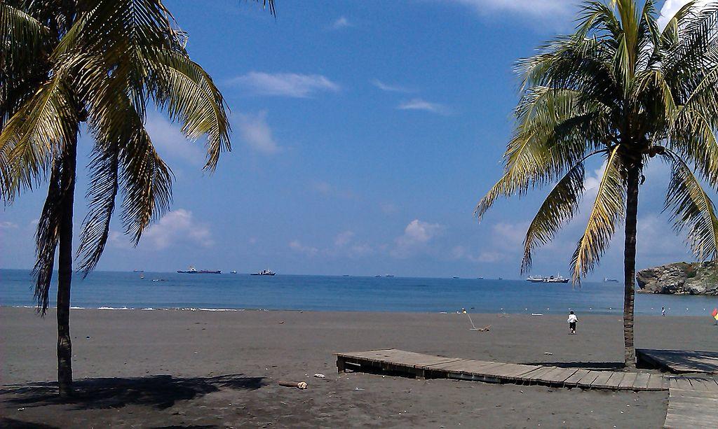 Cijin Beach, Taiwan