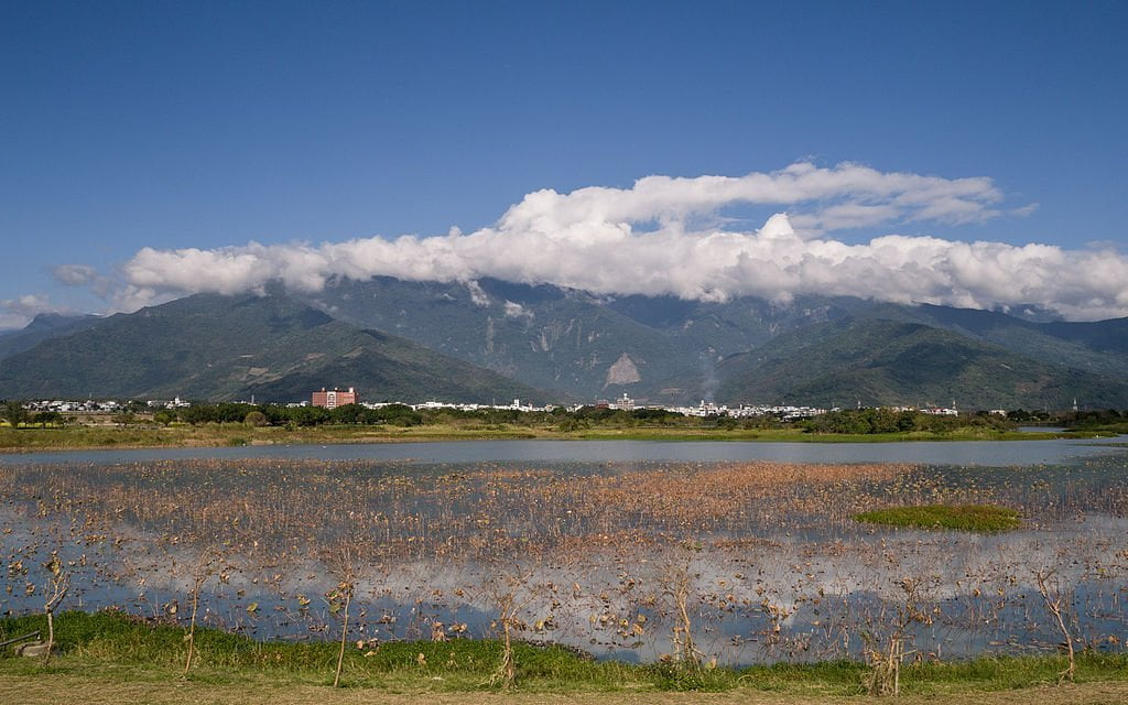 Dapo Pond, blog Hualien itinerary, Taiwan