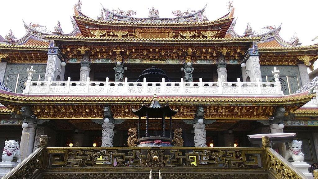 Fongshan Tian Gong Temple, Kaohsiung