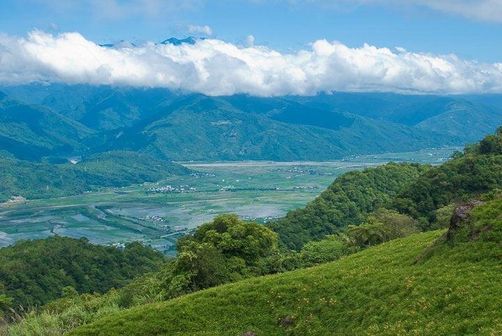 Liushishi Mountain, blog hualien itinerary, Taiwan