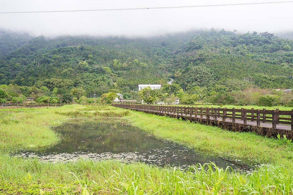 Matai'an Wetland, Hualien itinerary, Taiwan