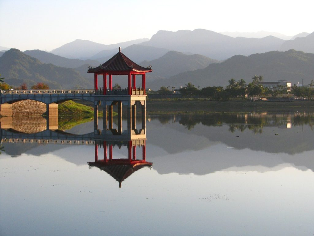 Meinong Lake, daytrips from Kaohsiung