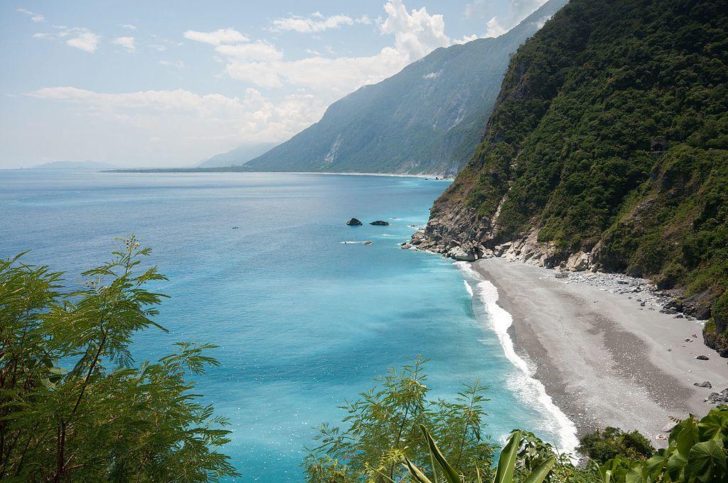 Qingshui Cliff, blog Hualien itinerary, Taiwan