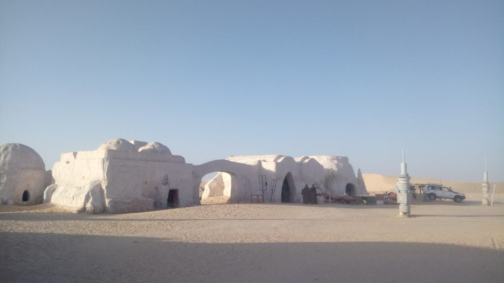 Star Wars, Tunisia, places to visit in Tozeur