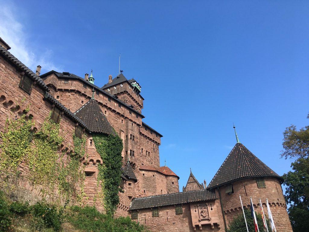 Haut-Koenigsbourg Castle, France