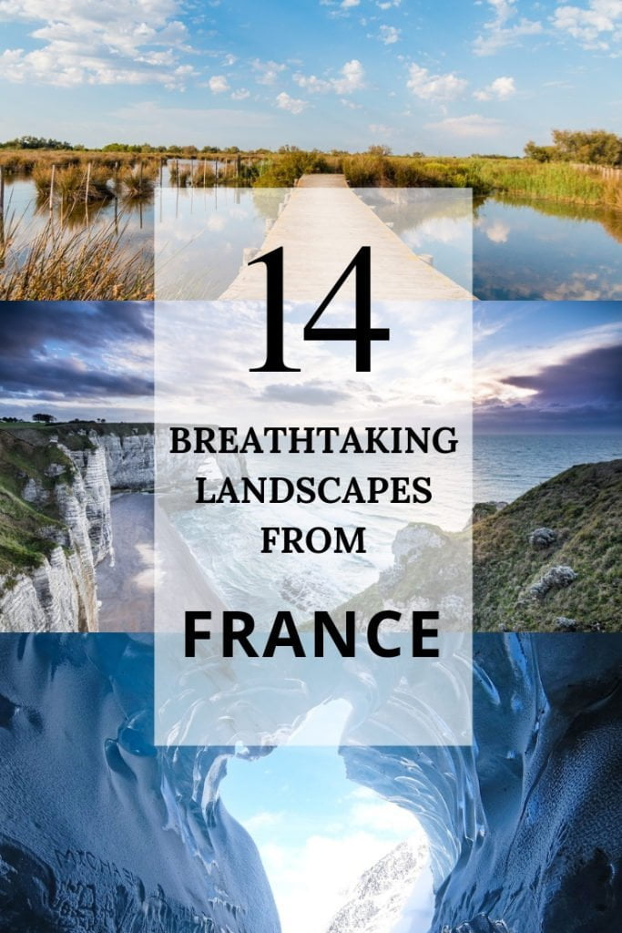 Stunning landscapes from France, discover France's natural attractions #France #Travel #Landscape