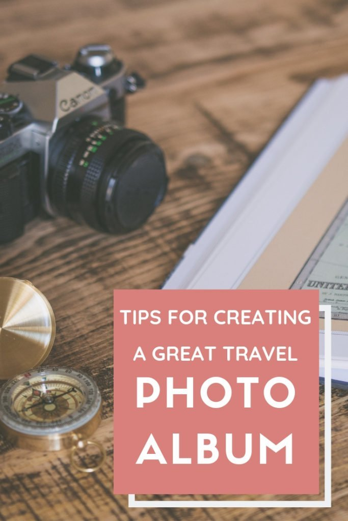 Ideas and tips on how to make the perfect photo album of your trip or travels. #photography #design #travel #tips