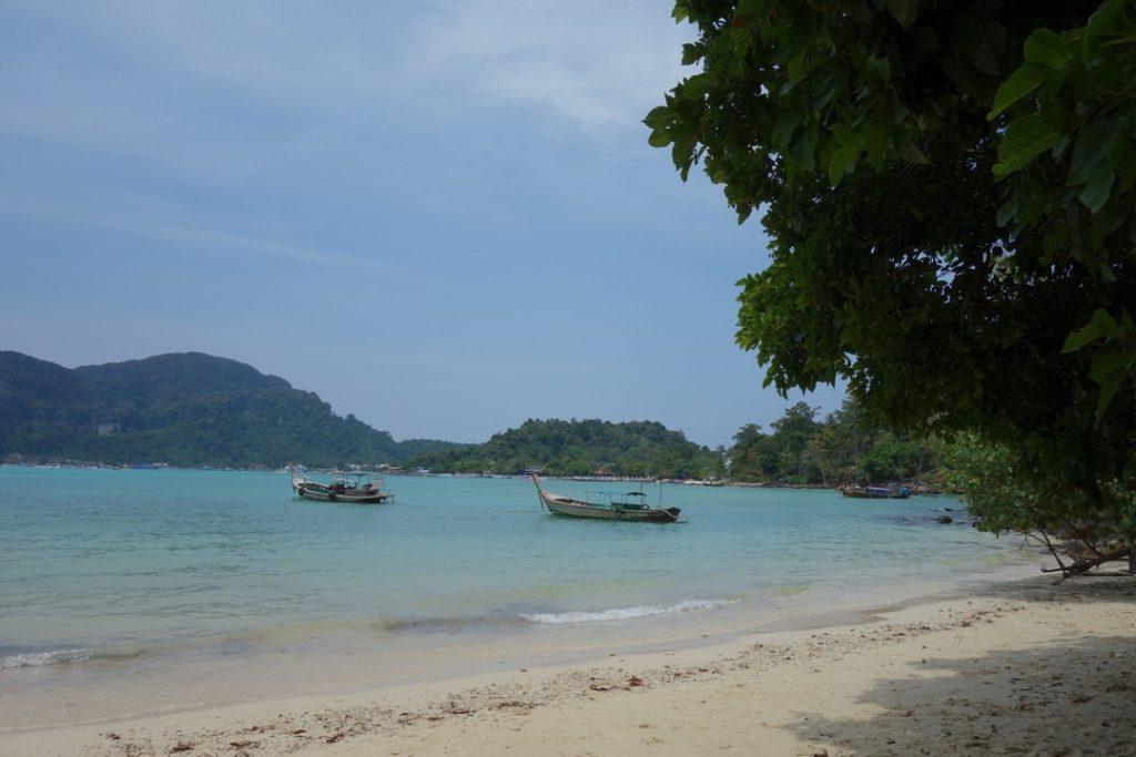 Beach, Koh Phi Phi Thailand