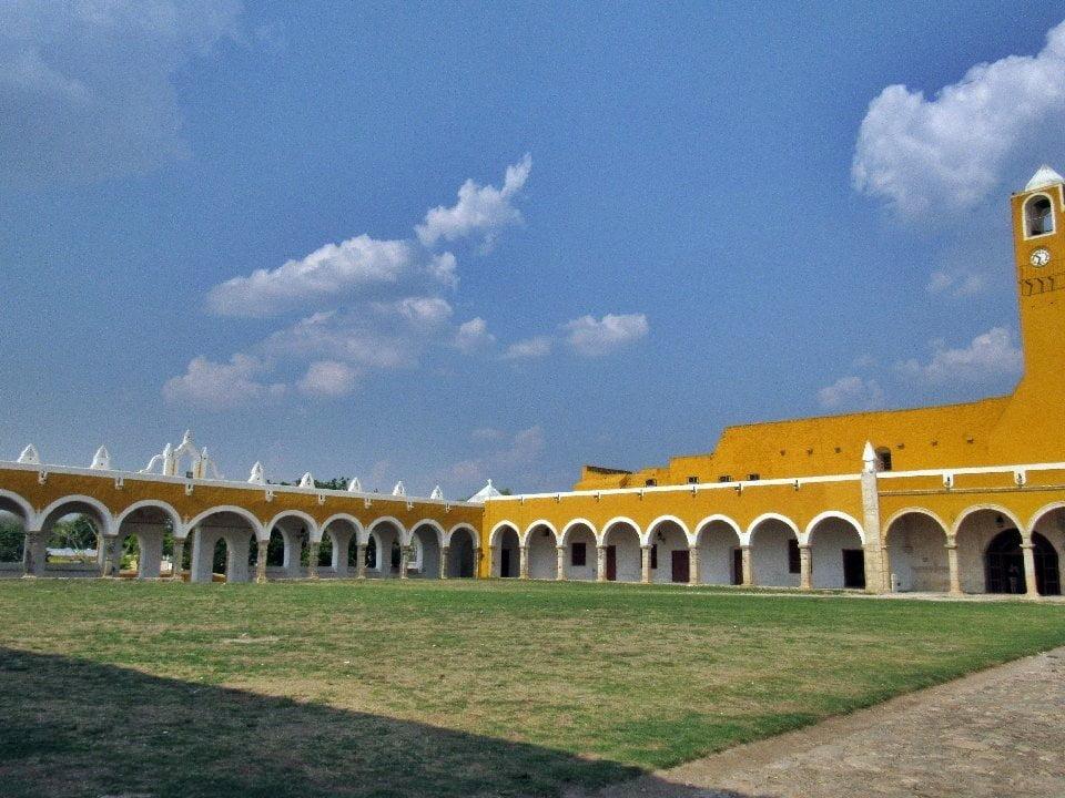 San Antonio of Padua convent, Izamal, Yucatan, Mexico (4)