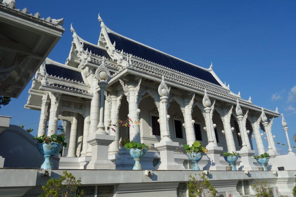Temple, Krabi, Thailand