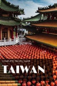 Taiwan, temple