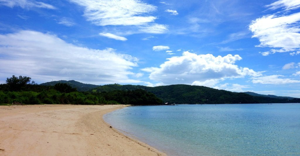 Bonbon beach: Romblon's hidden paradise
