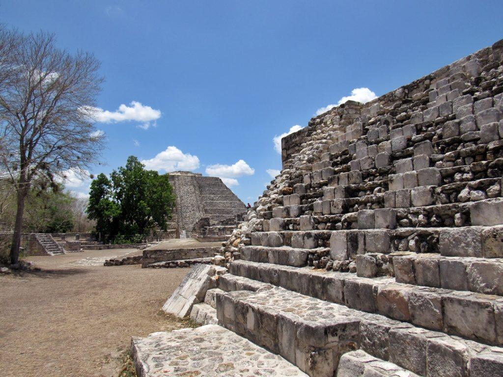 Mayapan, Maya ruins