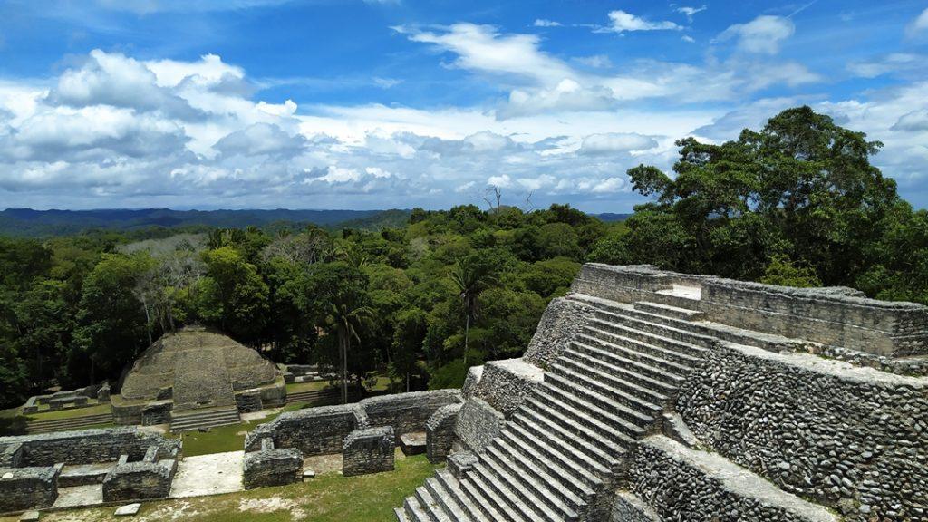 Caracol, Maya ruins, San Ignacio, Belize