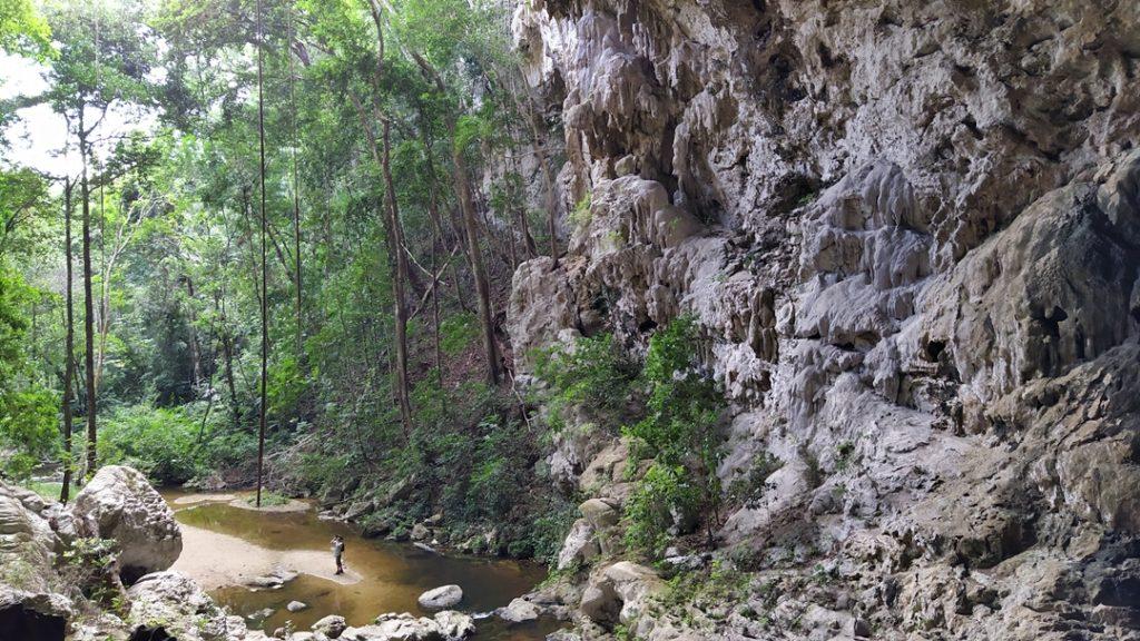 Rio Frio Cave, San Ignacio, Belize