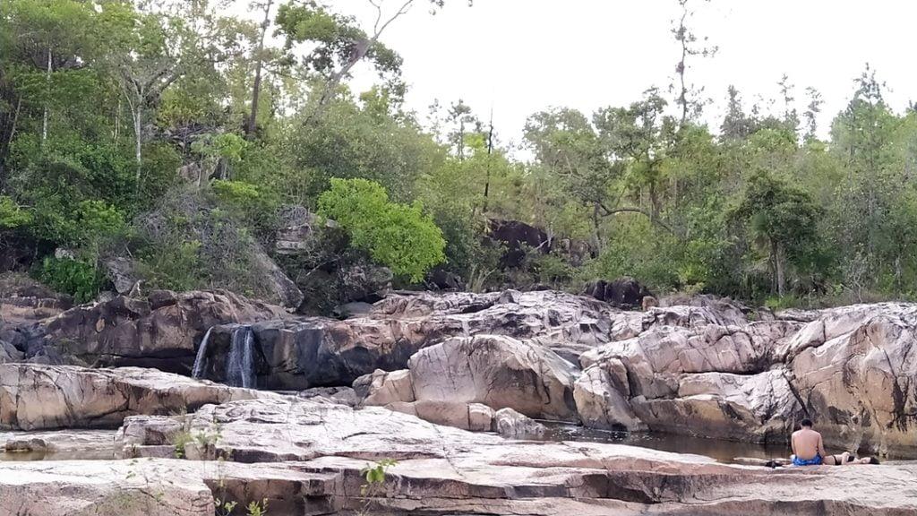 Rio Frio Pools, San Ignacio, Belize
