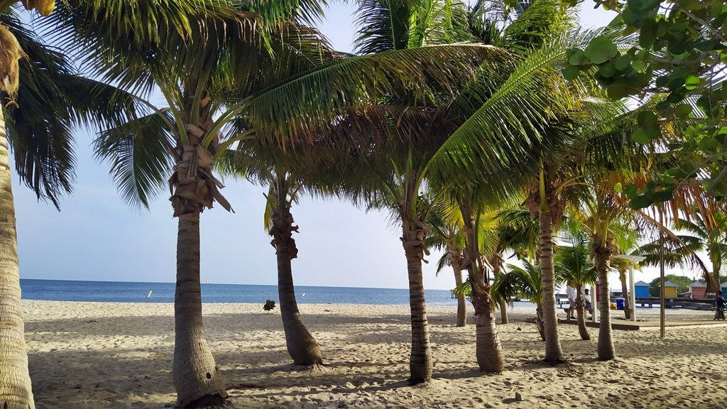 Beach, Placencia, Belize