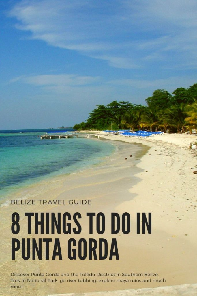 Best things to do in Southern Belize