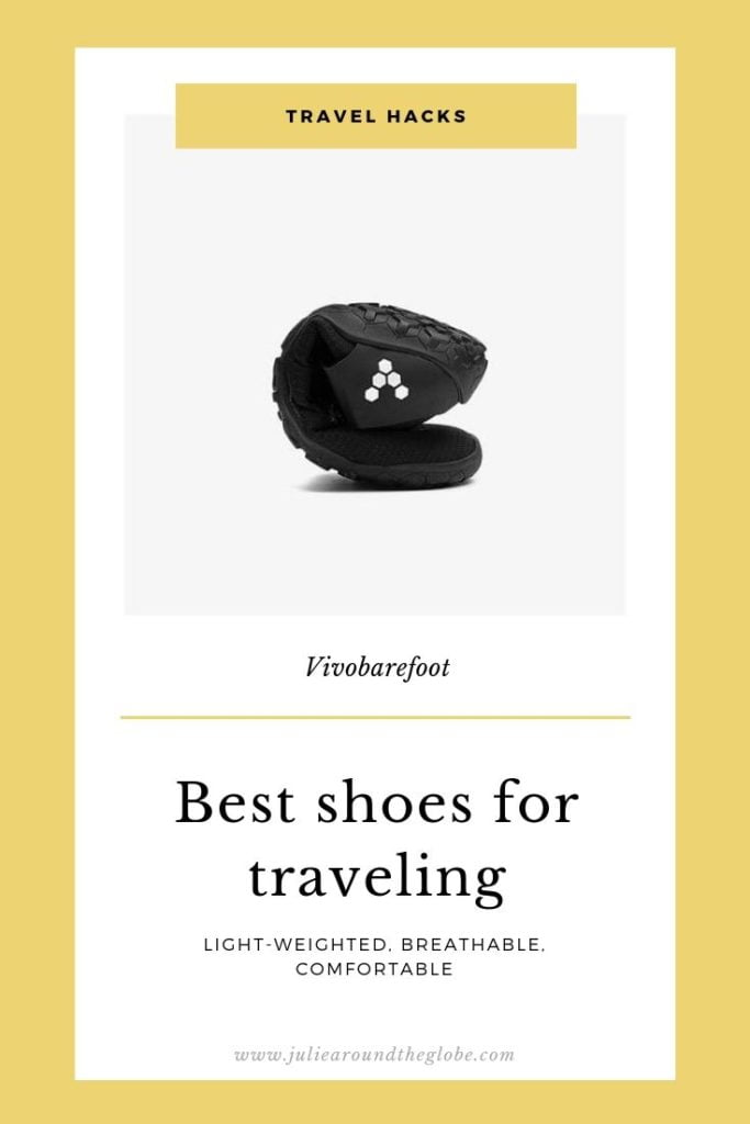 Best shoes for travelers