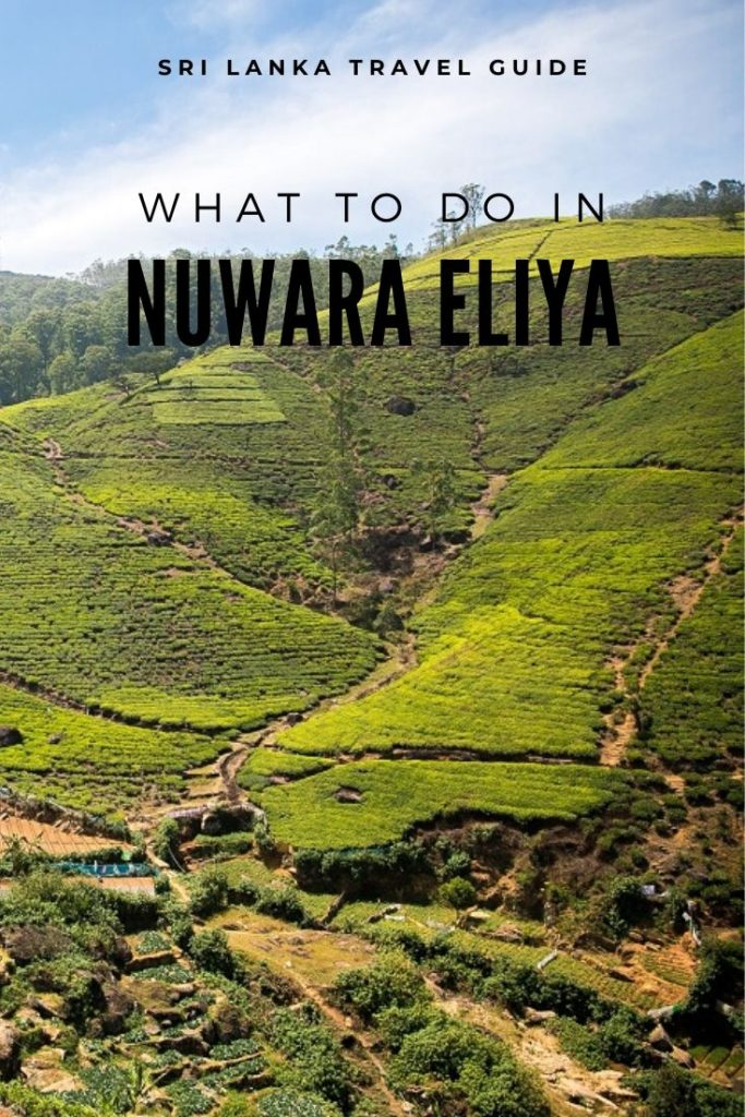 places to visit in Nuwara Eliya