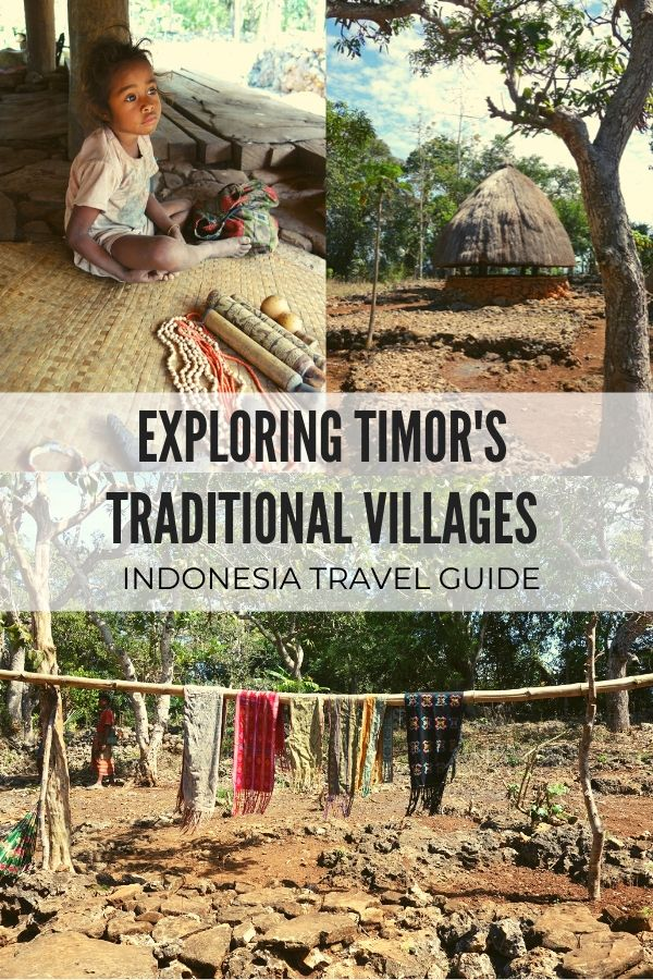 So'e, Timor, Indonesia