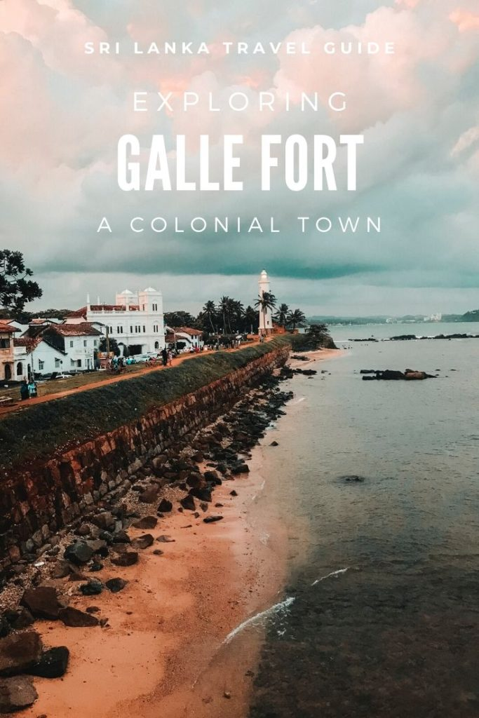 places to visit in Galle, sri lanka travel guide