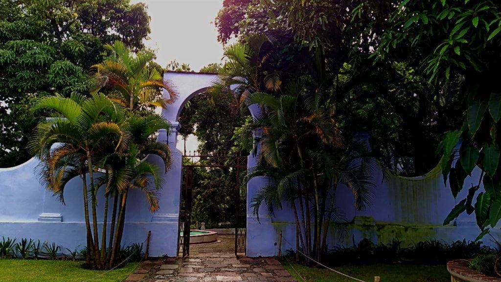 Borda Garden, Cuernavaca