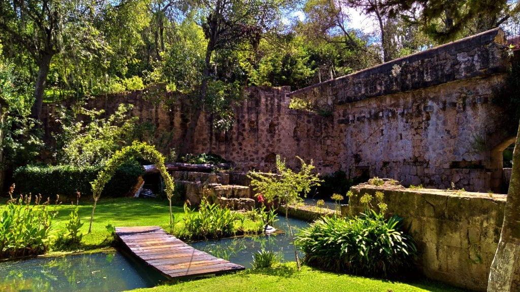Ex-Hacienda San Miguel Regla